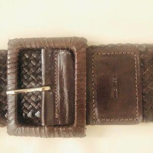 NINE WEST - Wide belt   NWOT